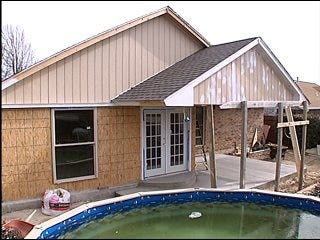 Family claims contractor wasted their money