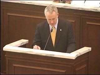 Gov. Henry delivers State of State Address