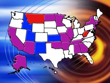 Oklahoma voters head to the polls