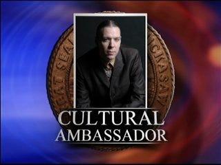 Oklahoma musician named Cultural Ambassador