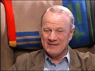 One-on-one with Barry Switzer