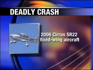 Plane crash report cites engine trouble