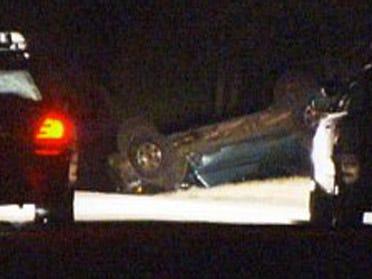 Woman dies in car crash