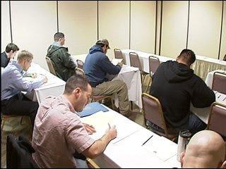 Border Patrol recruits Oklahomans