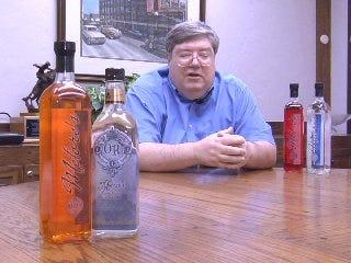 Russian-inspired vodka made in Oklahoma