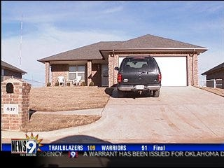 Ice storms froze home owner's dreams