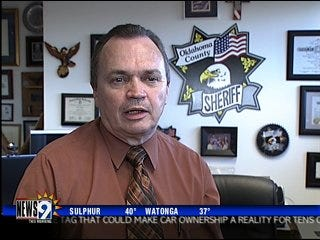 Oklahoma County Jail needs officers