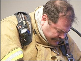 Center offers classes for volunteer firefighters