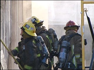 Northeast fire prompts investigation