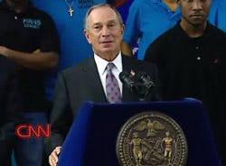Bloomberg still denying a run for presidency