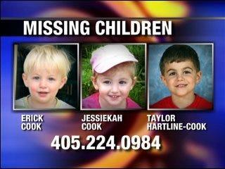 Kids missing after custody battle, mom says