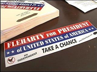 Oklahoman joins Presidential race