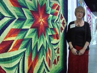 Quilt show comes to Oklahoma City