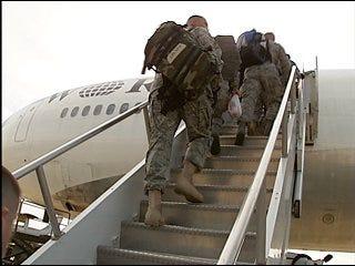 More Oklahomans deployed to Iraq
