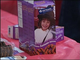 Girl Scouts host Cookie Rally