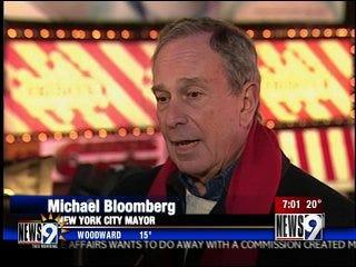 Boren and Bloomberg for president