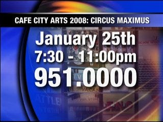 City Arts Center to host fundraiser