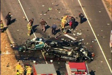 Fatal car crash on Highway 3