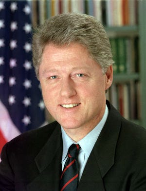 Bill Clinton to arrive in Oklahoma next week