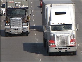 Drivers opposed to new weigh stations