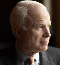 McCain headed to New York for funds, endorsement