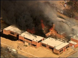 11-year-old admits to starting Chickasha fire