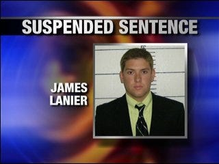 OSU student receives suspended sentence