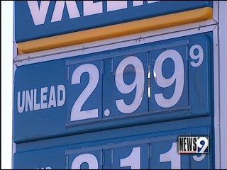 Gas prices could spike again