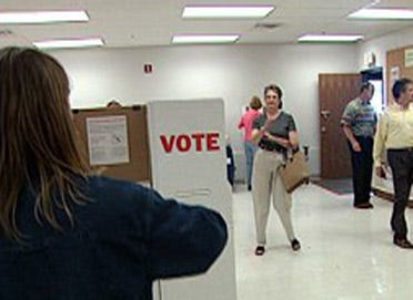 Last day for absentee ballots