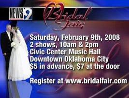 NEWS 9 Bridal Fair this Saturday