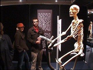 Science Museum Oklahoma hosts human body exhibit