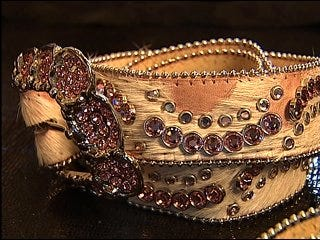 Local belt company helps feed children
