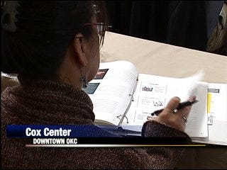 School officials learn about drug testing