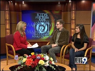 Edmond students host annual charity event