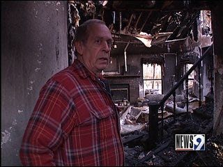 House fire takes lives of elderly couple