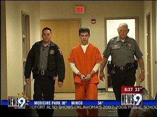 Man sentenced for trying to kill his grandparents