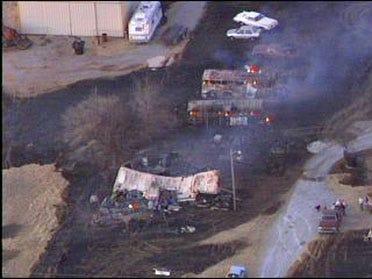 Fire burns 10 square miles near Lawton