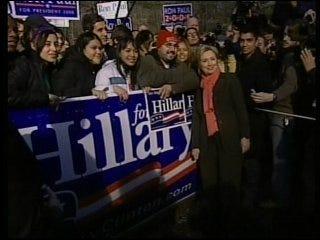 Clinton, McCain win New Hampshire primary
