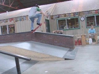 Park offers 'ultimate' skateboard experience
