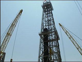 Fallin praises Bush for lifting offshore drilling ban