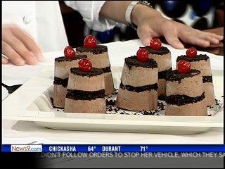 Frozen Chocolate 'Souffles'
