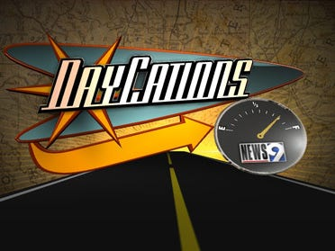 NEWS 9 reporters find 'Daycation' destinations