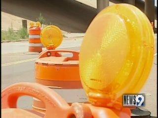 Road construction strains state transportation budget
