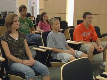 Students gear up for film camp