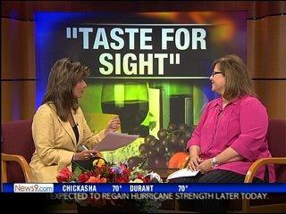 Organization hosts Taste for Sight