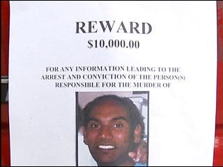 Family hopes reward brings answers in homicide