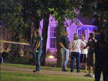 Homeowner fatally shot