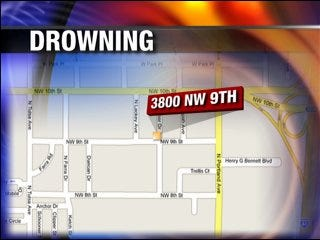 Identity of drowned child released