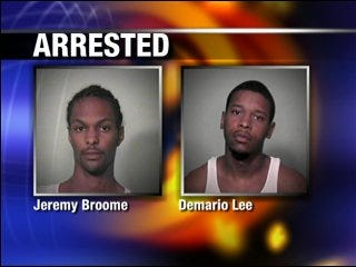 3rd arrest made in Quail Creek burglaries