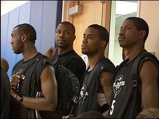 OKC NBA team picks practice facility